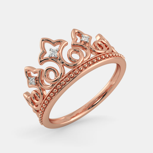 The Amie Crown Ring