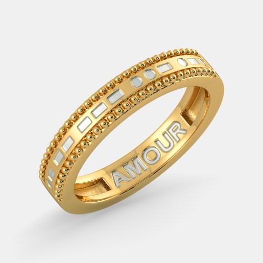 The Morse Code Love Ring
