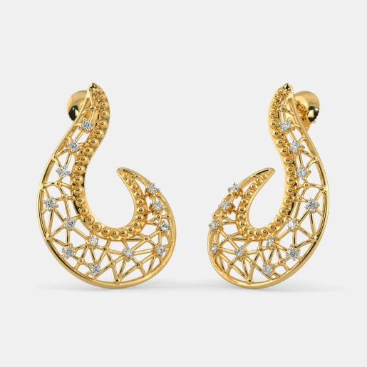 The Varuni Hoop Earrings