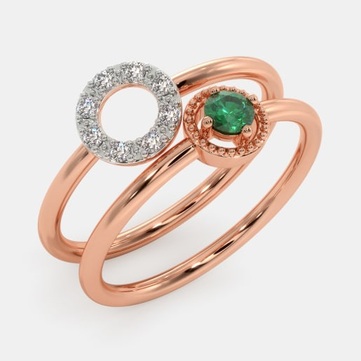 The Jemila Stackable Ring