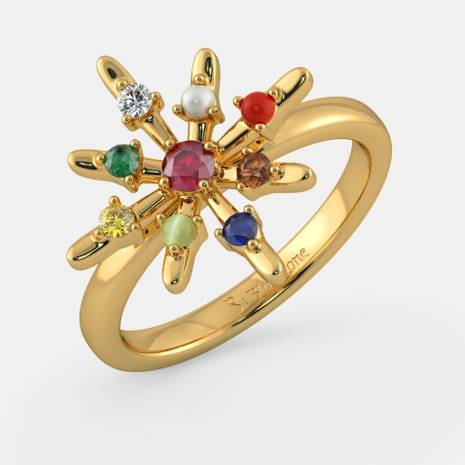 The Surya Kiran Ring