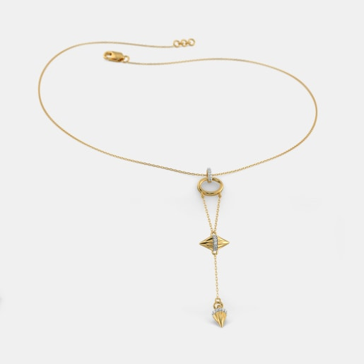 The Atalo Y-Shape Necklace