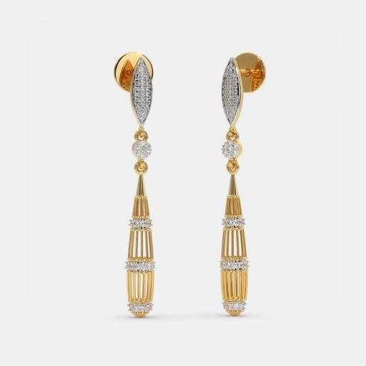 The Zenia Drop Earrings