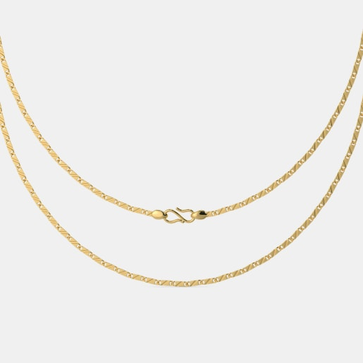 The Aabheri Gold Chain