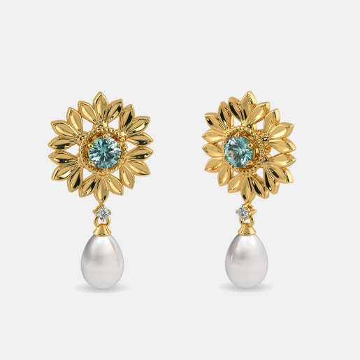 The Princess Blossom Earrings