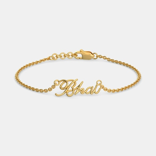 The Beloved Bhai Bracelet