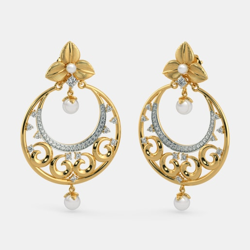 The Mumtaz Chand Bali Earrings