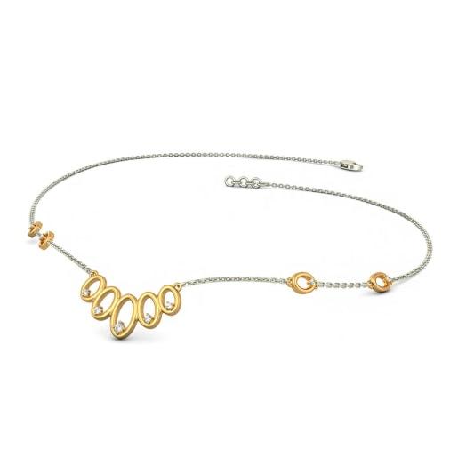 The Oria Line Necklace