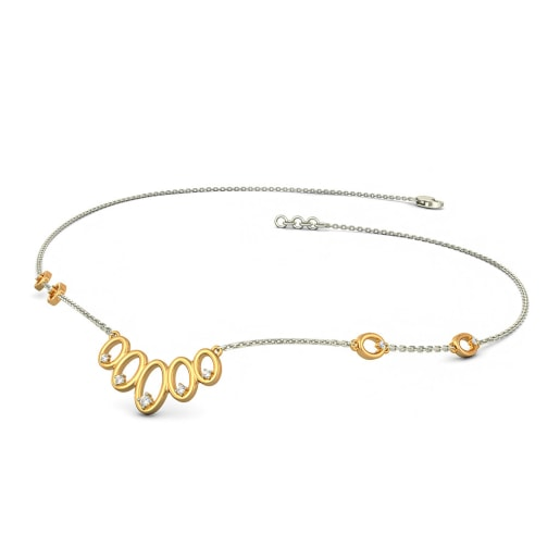 The Oria Line Necklace