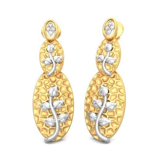 The Saphyra Drop Earrings