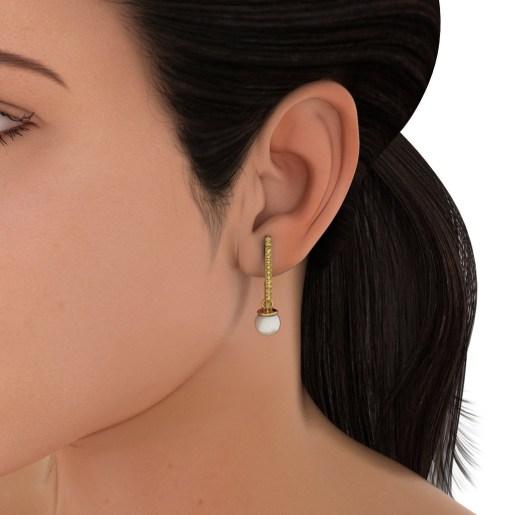 The Asrai Earrings