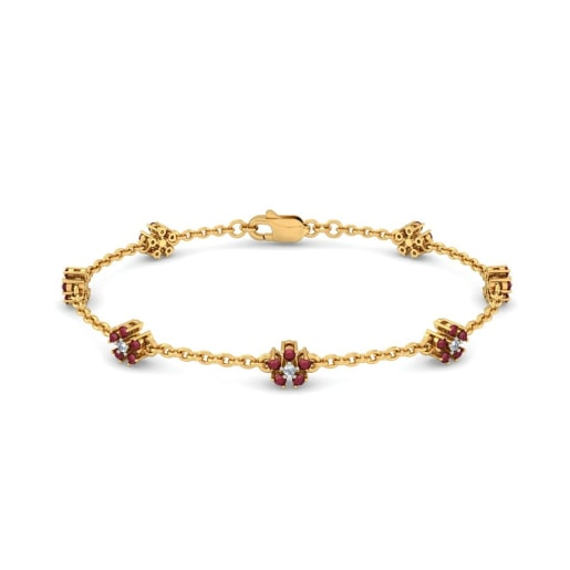 The Flower Princess Bracelet