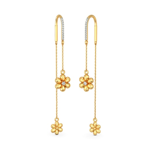 The Tiya Sui Dhaga Earrings