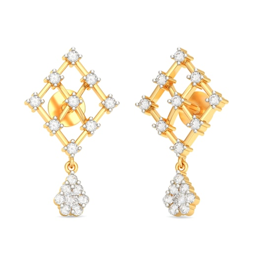 The Irine Drop Earrings