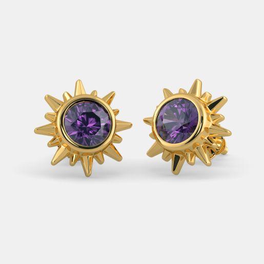 The Crown Chakra Earrings