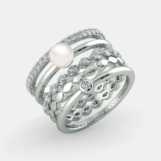 The Ellee Stackable Ring