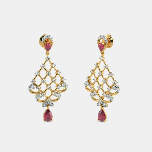 The Xylina Drop Earrings