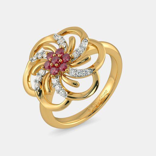 Ruby Rings Buy 100 Ruby Ring Designs Online In India